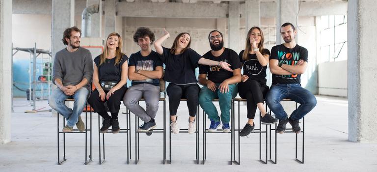 Artiști Cu Plan De Afaceri Interviu Echipa Recul Startariumro