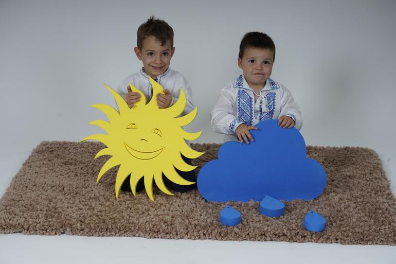 Decoratii camera copilului