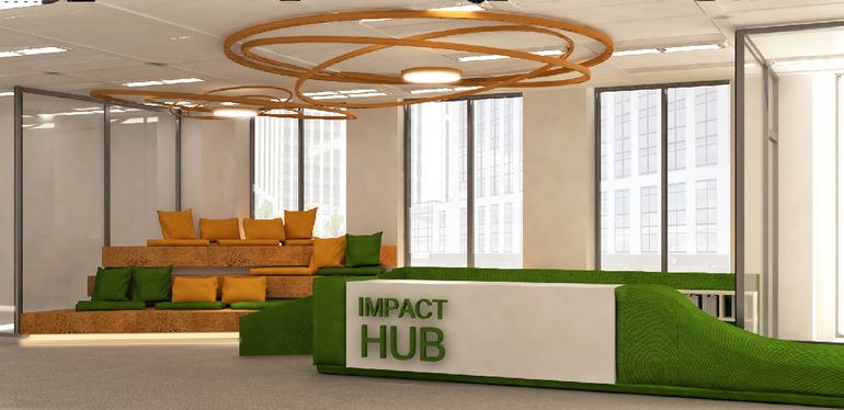Welcome to Impact Hub Bucharest